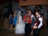 Svatba Hrdějovice